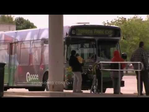 WCIU Feature: Pace Toyota Park Express