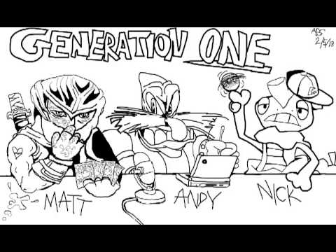 Generation One, Episode 1: Pilot