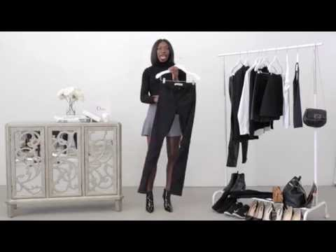 How to Build a Wardrobe Starting with the Basics