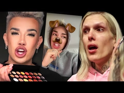 Here's the truth about James Charles shading Jeffree Star and Shane Dawson thumbnail