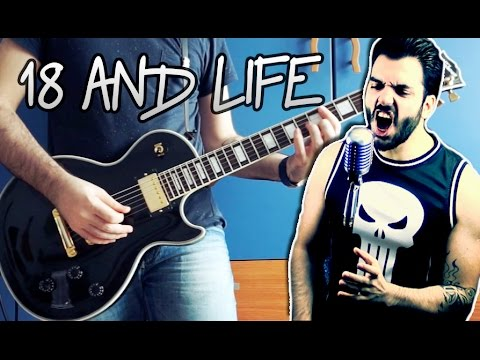 Danilo - 18 And Life w/ Youssef Collab Cover (Skid Row) thumbnail