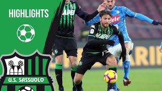 13 gennaio 2019 - gli highlights di napoli-sassuolo, partita valida per ottavi finale coppa italiaresta sempre aggiornato sul sassuolo calcio segue...
