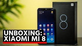 On a acheté le Xiaomi Mi 8 !