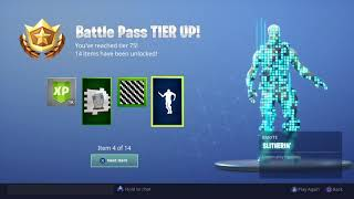 35 FREE FORTNITE BATTLE ROYAL / HARY 10 LEVELS