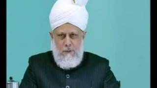 Friday Sermon : 26th February 2010 - Part 4 (Urdu)
