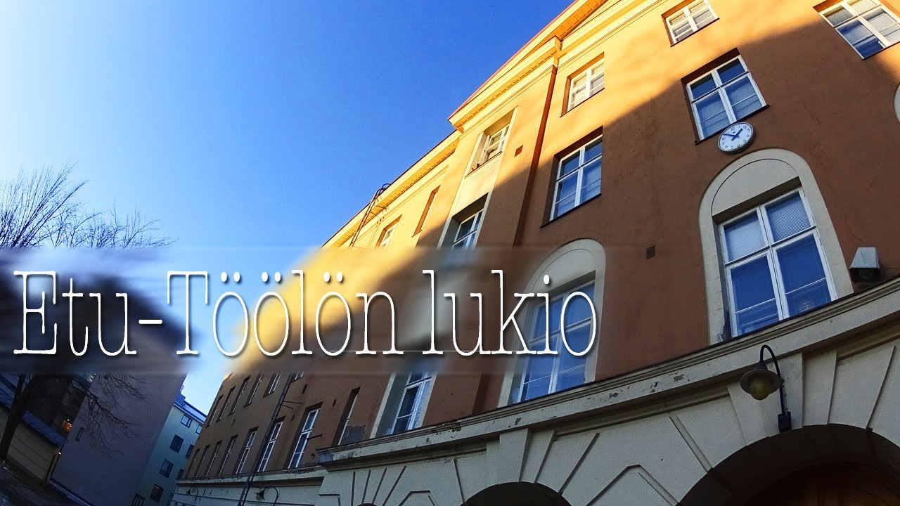 Etu-Töölön Lukio