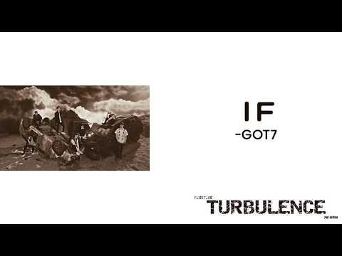 [Han/中字] GOT7 - IF ( FLIGHT LOG : TURBULENCE )