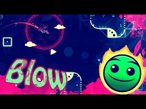Geometry Dash ~ Blow {Aztech + Lockyn: Soulwind}