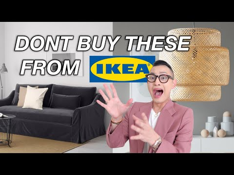 DON'T BUY THESE FROM IKEA
