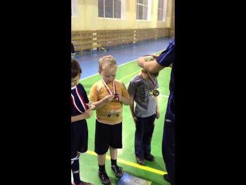 Детский футбольный турнир в Сходне