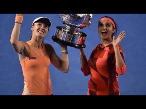Martina Hingis' golden comeback