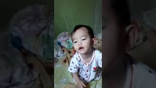 funny baby In malaysian