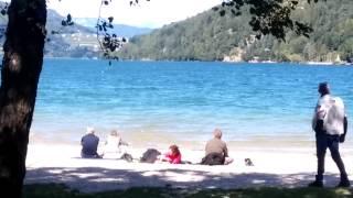 Lago di Caldonazzo | Lake Caldonazzo Trento, Italy
