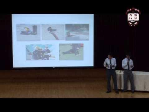Sharing on Fire Service Training Program