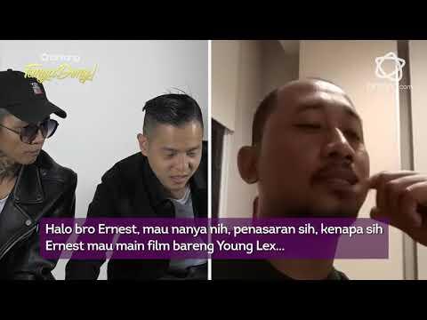 Bintang Tanya Dong: Ernest Prakarsa Gandeng Young Lex di Film Terbarunya