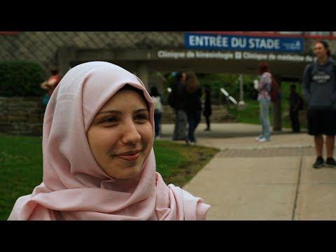 Vox pop #2 : Pourquoi avez-vous choisi l'Université de Montréal ?