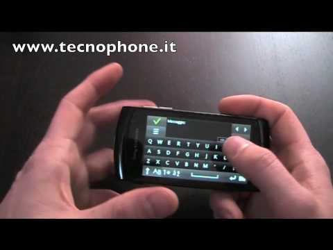 Video recensione Sony Ericsson Vivaz