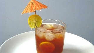 Lemon Iced Tea Recipe By Sameer Goyal @ Ekunji.com