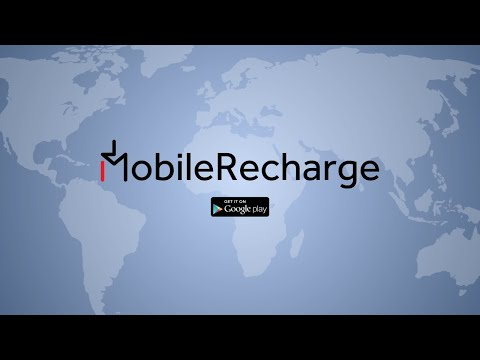 MobileRecharge - Mobile Top Up for Android (short)