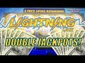 Lightning Link Magic Pearl WIN$ ⚡ DOUBLE JACKPOTS ⚡The Big Jackpot | The Big Jackpot
