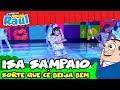 """Isa Sampaio canta """"Sorte que cê beija bem"""" na Turma do Vovô Raul!"""