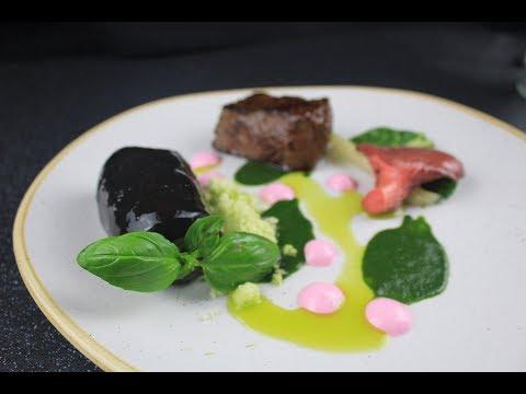 Plating Food #66 | The Aubergine |