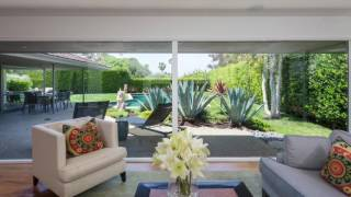Studio City Mid Century Modern Home – The Lynch Residence by Harold B Zook AIA