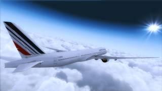 HD - Air France 777-300 - FSX