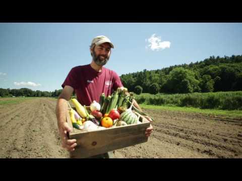 Wegmans Organic Farm & Orchard: Red Fire Farm
