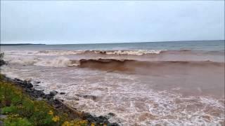 Swell at Stony Point