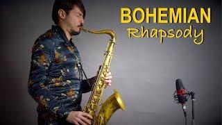BOHEMIAN RHAPSODY 🎷(Queen) Saxophone Cover