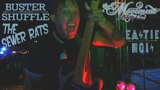 The Movement, Buster Shuffle, Sewer Rats und Eastie Rois live auf der Sommerschlacht
