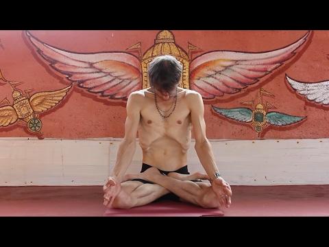 Asana Kitchen: Yoga Vasistha and Prana Myth with David Garrigues