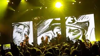 "A-ha ""Take on me"" Live @Berlin Mercedes-Benz Arena, 13.04.2016"