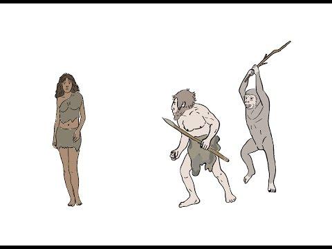 Происхождение человека. Антропогенез