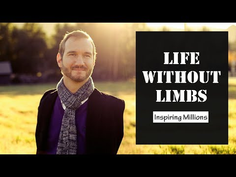 Life Without Limbs | Nick Vuijic | Inspirational Story | Daily Motivational | Dream Chase
