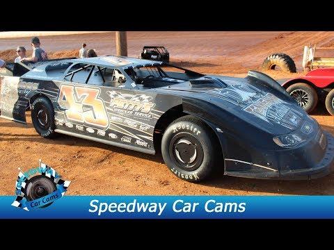 #43 Matt Tharp - Sportsman - 9-3-17 Tazewell Speedway - In Car Camera