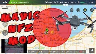Download Flying in NFZ Dji Mavic - Full review -