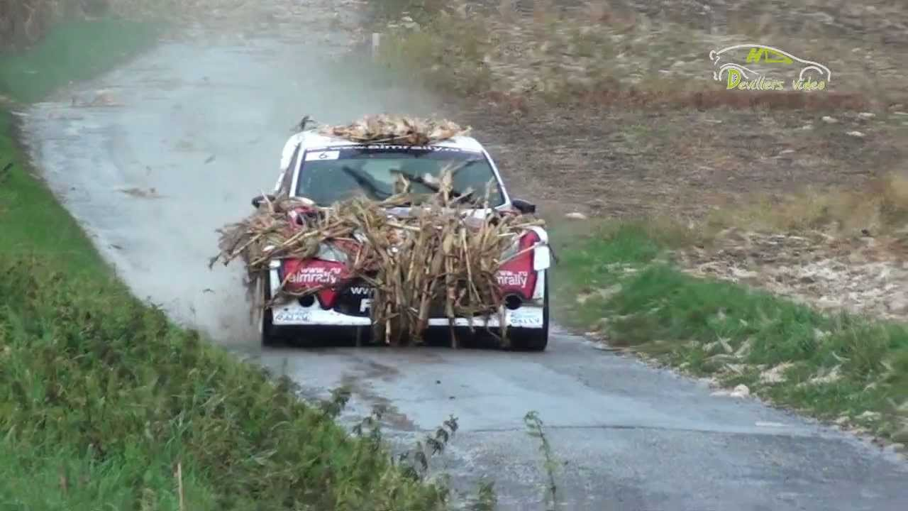 wrc rallye d 39 alsace 2012 crash novikov makes popcorn hd by devillersvideo youtube. Black Bedroom Furniture Sets. Home Design Ideas