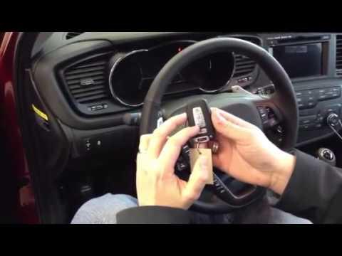 Kia Smart Key Operation presented by Your Kia Guy, Brian Kelsea of Rowe Kia in Auburn, Maine