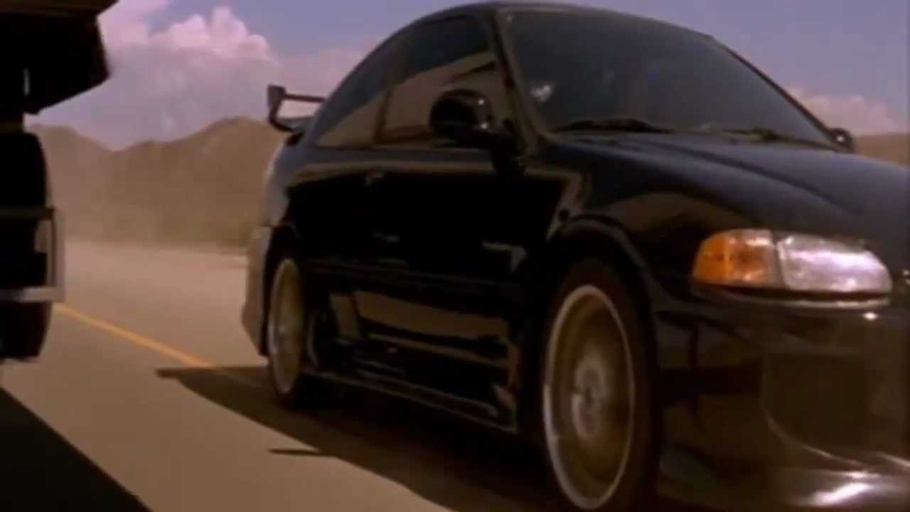 2012 Dodge Charger Se >> Rapido y Furioso 1 - Accidente de letty [Español] - YouTube