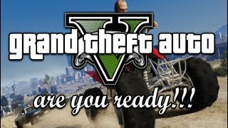 Grand Theft Auto 5 - Are You Ready For No Sunlight (GTA5)