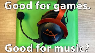 Do gaming headsets sound good?