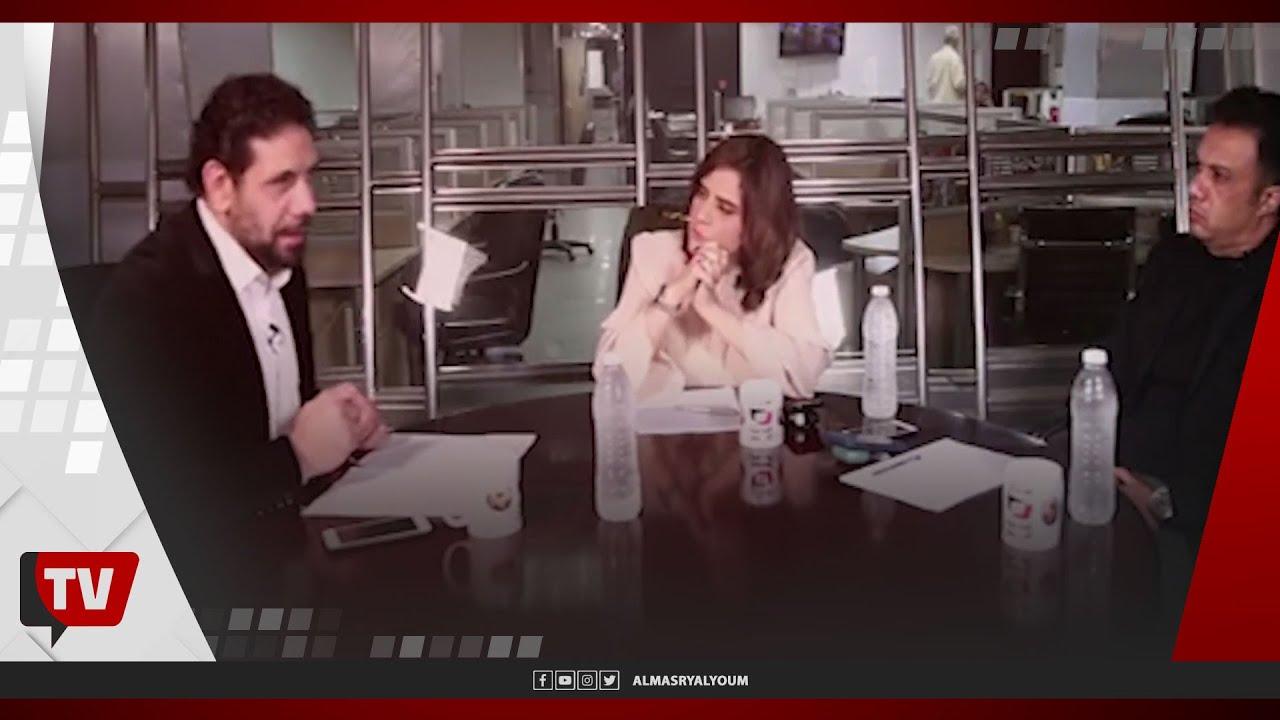 حمادة أنور: اتحاد الكورة ضغط مباريات الأهلي والزمالك ومفيش في إيدهم حاجه يعملوها