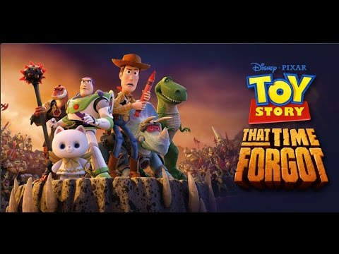 Toy Story That Time Forgot 2015 Blu-ray Review