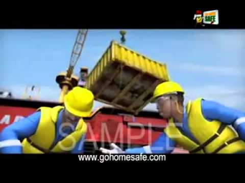 Go Home Safe - Crane Operations Offshore
