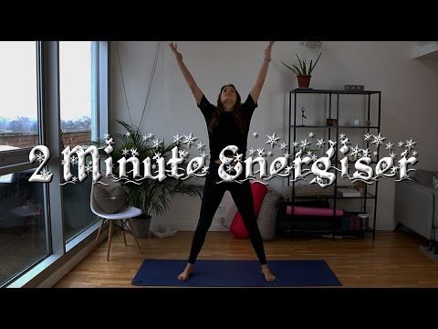 Two Minute Energiser - Golden Seeds