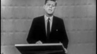 Debate Kennedy vs Nixon (1960) parte 1