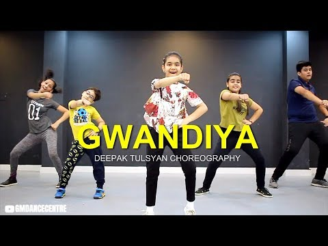 Gwandian Dance  Dr Zeus  Zora Randhawa  Deepak Tulsyan Choreography  Kids  Bhangra