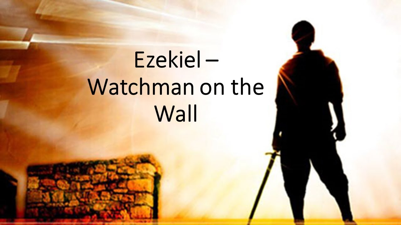 """2017 02 26 Pastor Mike Clapham - PTS - """"Ezekiel - Watchman on the Wall"""" -  YouTube"""